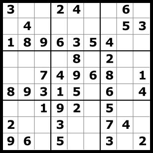 Sudoku Leicht Online Spielen Kostenlos